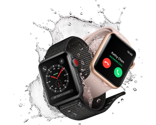 Apple Watch Series 3 GPS 42mm Akıllı Saat