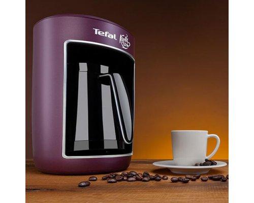 Tefal Köpüklüm Auto Tcm Mor Kahve Makinesi